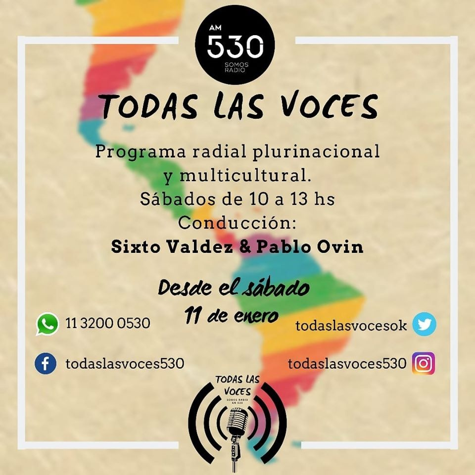 Todas Las Voces – Por AM 530