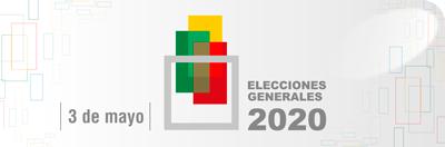 Elecciones 2020 en Bolivia - Todas las candidaturas